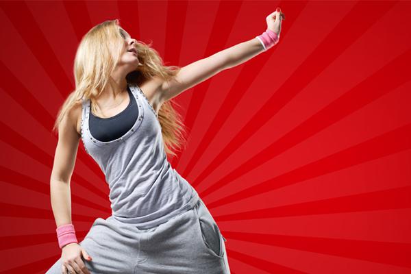 Une femme qui dance