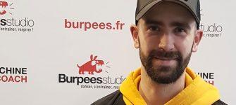 Enriqué Dubut directeur Burpees Studio