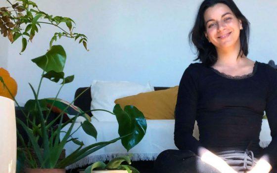 Mathilde prof de yoga Burpees Studio